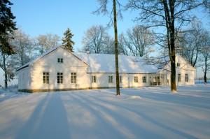 Tori Mõis talvel